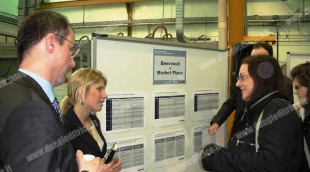 Presidente BUL Bombardier in visita a Vado Ligure