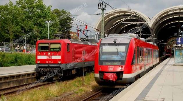 DB: libera circolazione per un mese in Germania con Deutschland-Pass