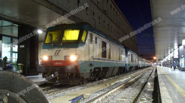 Dal 13 gennaio IC serale Trieste–Mestre via Portogruaro
