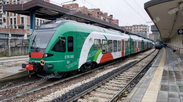 Emilia-Romagna: presentato il primo ETR 350