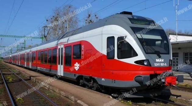 Stadler Rail vince una nuova gara in Ungheria