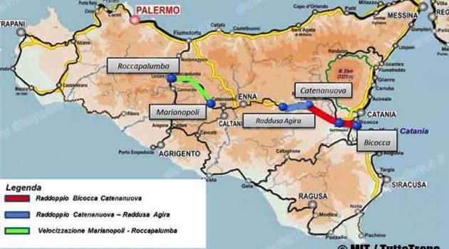 Firmato accordo tra Stato – Regione Sicilia e RFI