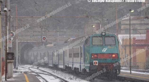 Ferrovie: emergenza neve sotto controllo