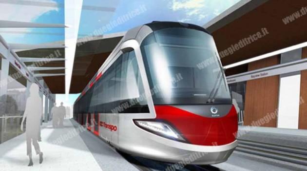 Alstom: manutenzione 34 treni per la metro leggera di Ottawa