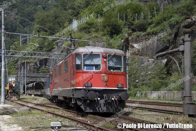 In luglio, 50 treni auto supplementari attraverso il Sempione