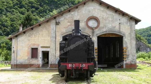 Cismon del Grappa: al Comune la stazione e la rimessa locomotive di Primolano