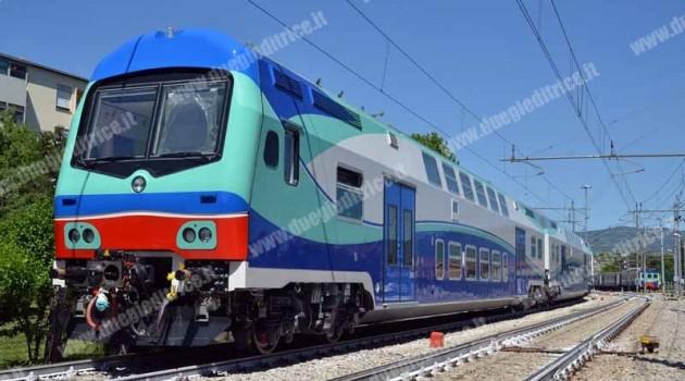 Ferrovia Sinalunga–Arezzo–Stia: migliora la puntualità