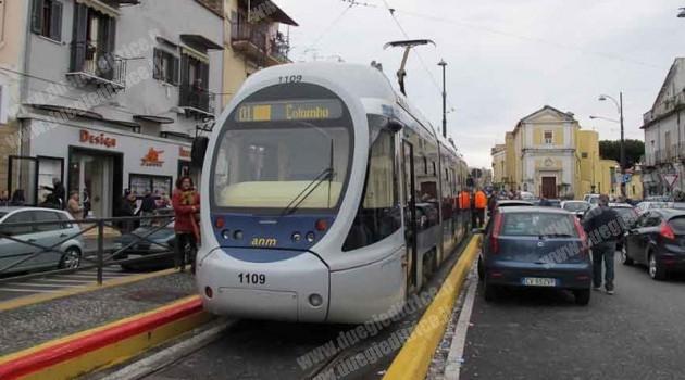 Tram a Napoli: inaugurato il prolungamento della linea 1 dall'Emiciclo di  Poggioreale a Via Stadera.