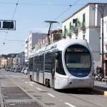 Napoli 16 marzo 2013 - Primo giorno di attivazione della linea 1 per Stadera