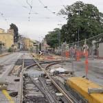 ANM lavori tram Via Stadera