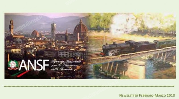 ANSF: seconda newsletter 2013