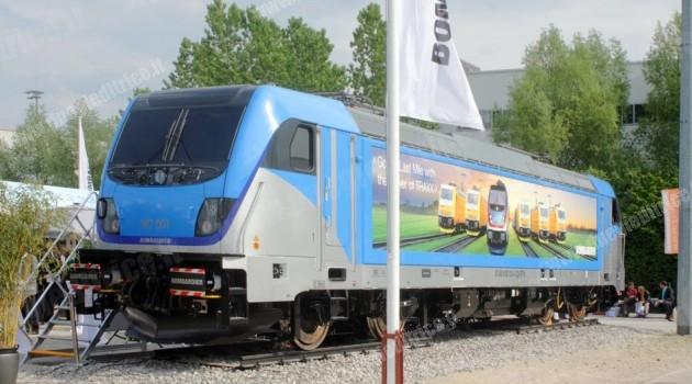 Lutz Bertling nuovo presidente Bombardier Transportation
