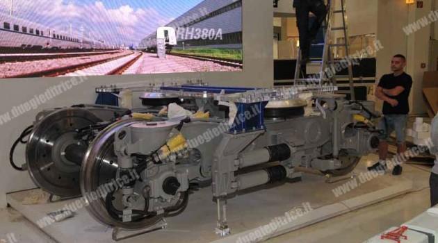 L'innovativa tecnologia ferroviaria a InnoTrans 2014