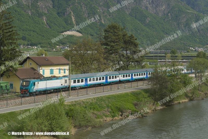 Ferrovie Alto Adige: lavori sulla Bolzano–Merano e in Val Pusteria
