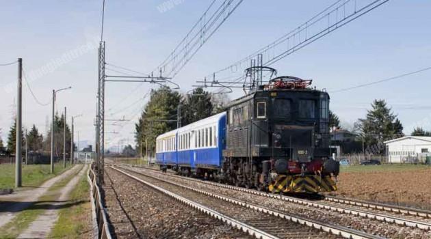 Treno storico FerrovieNord
