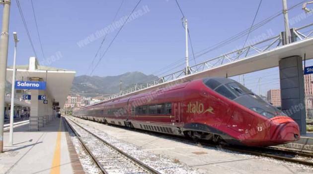 Italo: anche a Salerno mezzi pubblici gratis con il biglietto del treno