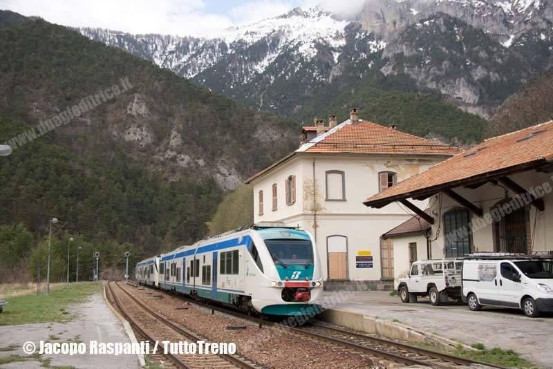 Luoghi del Cuore FAI: la ferrovia Cuneo–Ventimiglia