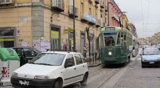 A.N.M. Napoli: in servizio ordinario festivo il tram storico 1029