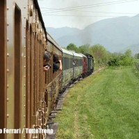 Viaggiare con i treni d'epoca