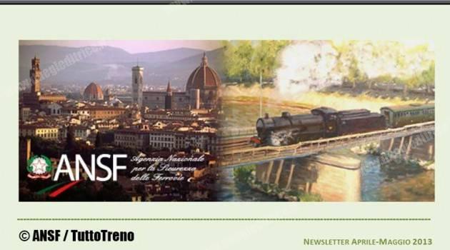 ANSF: newsletter 2013 numero 3
