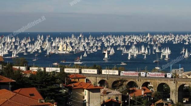 Rail Traction Company aumenta i traffici da e per il porto di Trieste