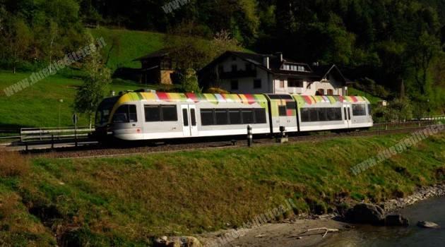 Ferrovia Val Venosta: il 4 maggio riparte il servizio shuttle per biciclette