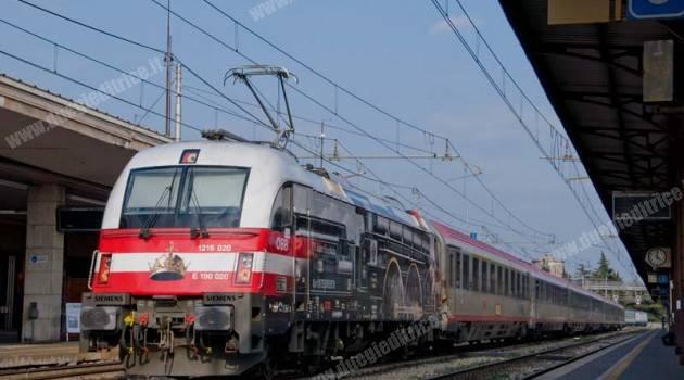 Treni per le vacanze EC DB-ÖBB