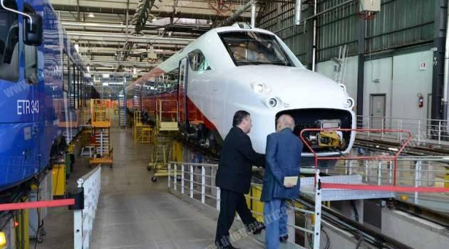 Finmeccanica: le SNCB, AnsaldoBreda e Finmeccanica chiudono la controversia relativa ai treni V250