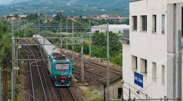 RFI: Verona-Brennero, lavori di potenziamento infrastrutturale