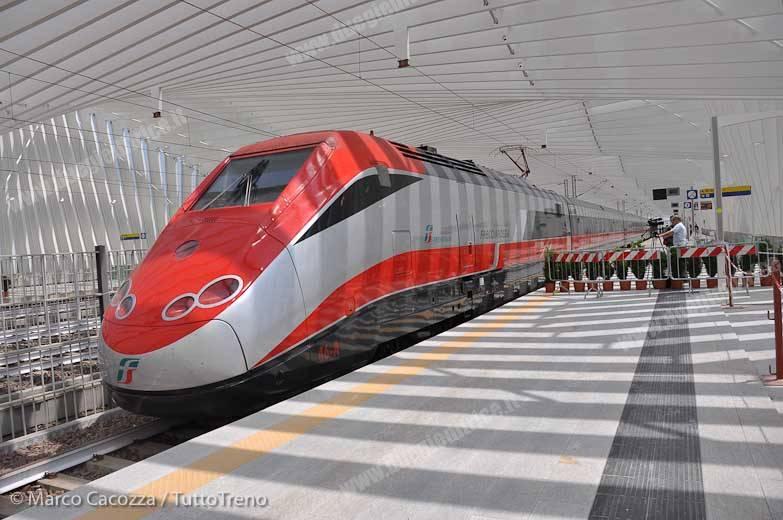 Frecciarossa Torino–Reggio Calabria
