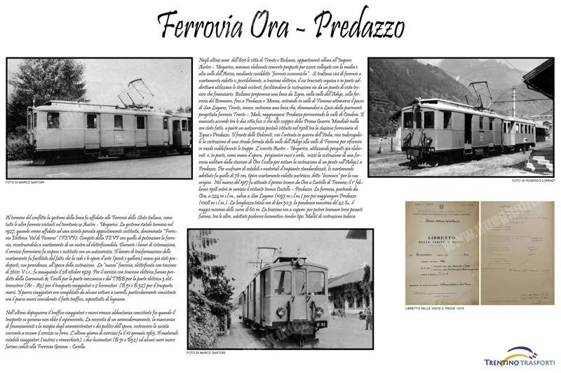 FEFV-PannelloFerroviaOraPredazzo-TrentinoTrasporti-wwwduegieditriceit