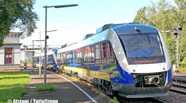LNVG: ad Alstom rinnovo Coradia Lint