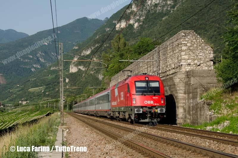 Treni DB–ÖBB per Vinitaly