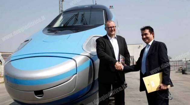 Vice ministro dei trasporti polacco visita Alstom Savigliano