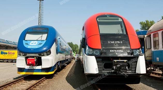 Czech Raildays 2013 a Ostrava (CZ)