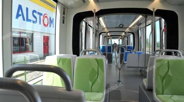 Tram Citadis per Dubai