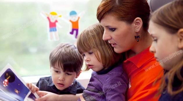 TGV FAMILY: LA VACANZA IN FAMIGLIA INIZIA IN TRENO
