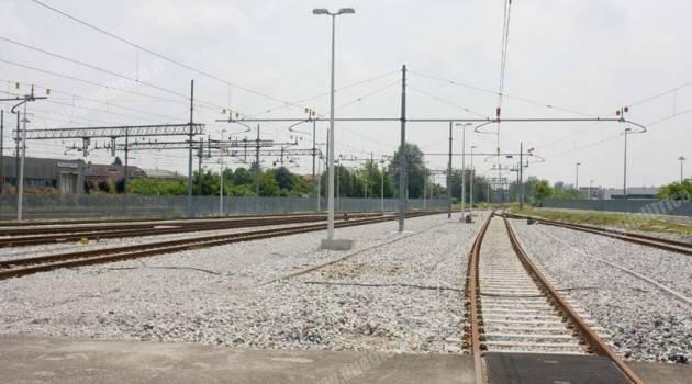 Trenord: impianto manutenzione Camnago