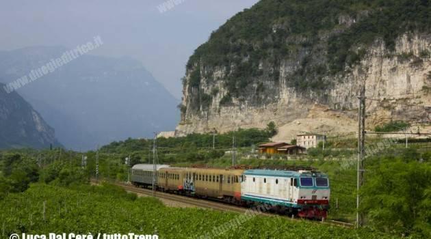 Fondazione FS: Ale 840 e Le 640 trasferite da Bolzano a Lecco