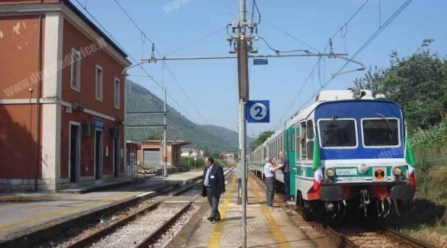 E.A.V. – M.C.N.E.: Centenario della ferrovia Benevento – Cancello