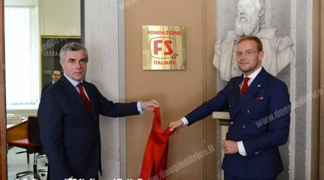 Diventa operativa la Fondazione FS Italiane