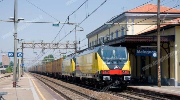 E 483 Ferrotranviaria in servizio