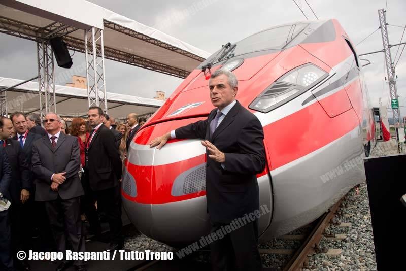 Mauro Moretti Presidente UIC