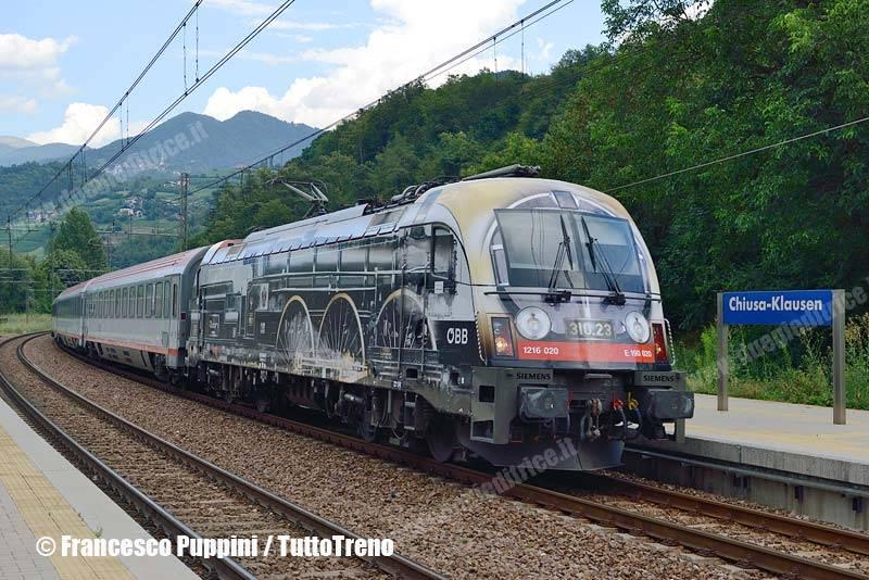 Con EC ÖBB-DB gratis la Mobilcard in Alto Adige