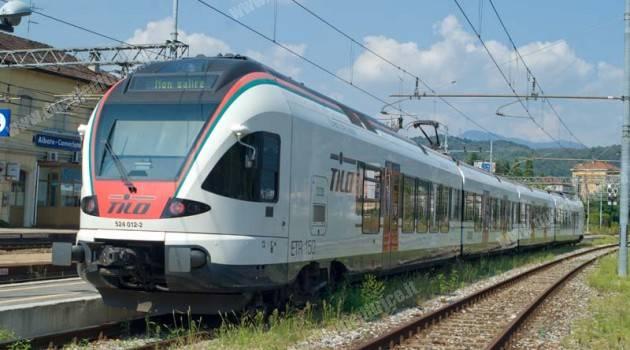FFS: in agosto linea S10 solo fino a Chiasso