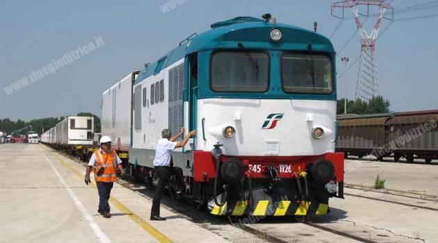 Unilever-Trenitalia: il gelato Algida viaggia in treno