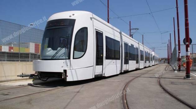 Palermo: tram in prova