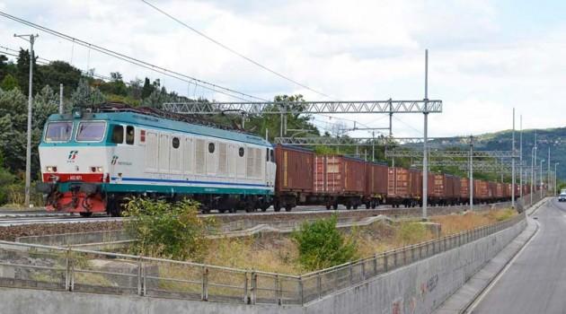 Spazzatura in treno verso l'Austria