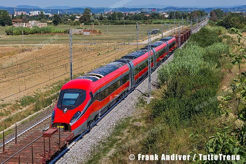 Etr1000-TrasferimentoPistoiaVado-LineaFirenzePisa-TerrafinoEmpoli-2013-8-12-AndiverFrank