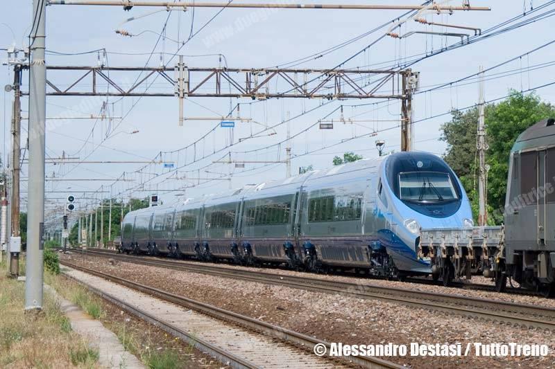 Pendolino Alstom omologato in Polonia